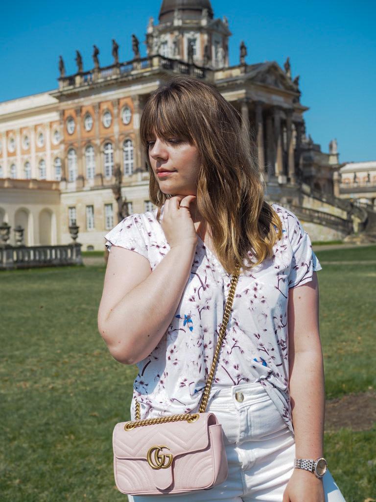 Mädchen in Potsdam