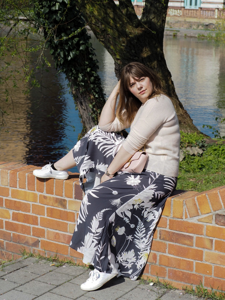 Maxirock - Sommer - Outfit - Gucci