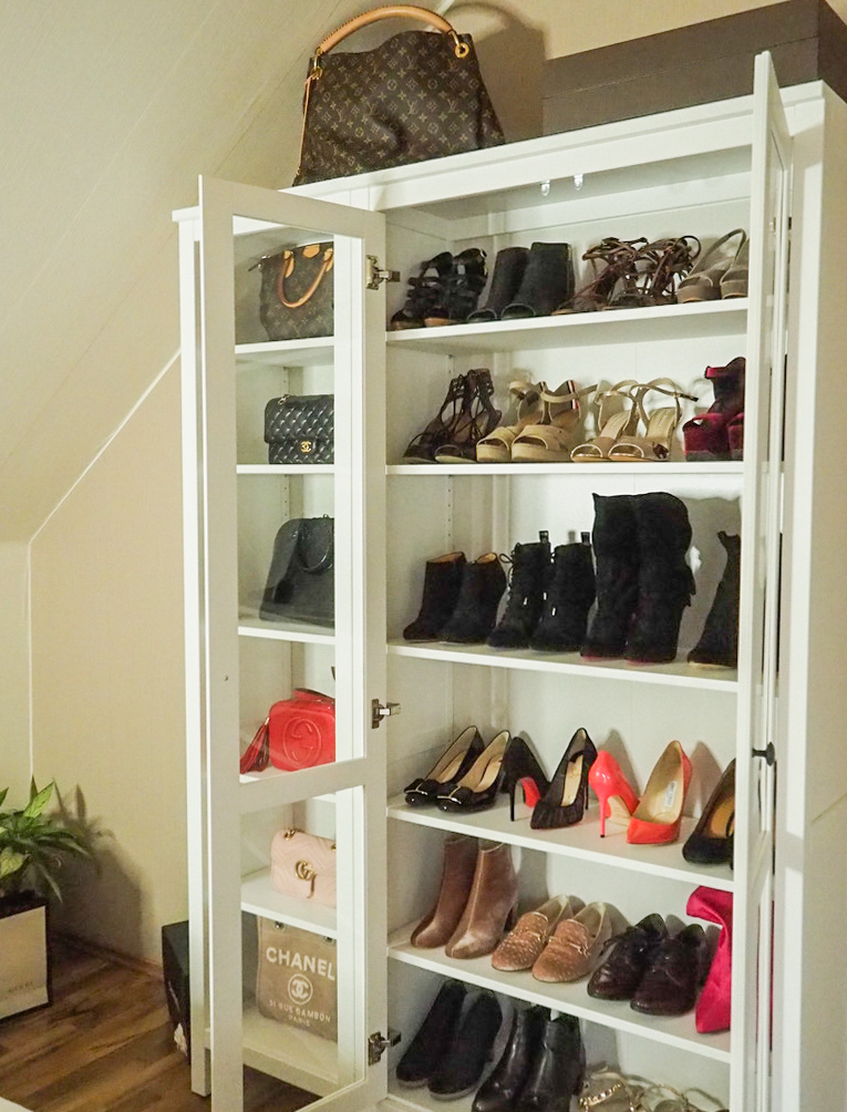 Interior-Shoecloset-Schuhschrank-Fashion-Lifestyle