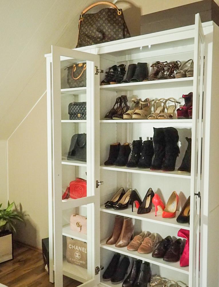 Interior-Shoecloset-Schuhschrank-Fashion-Lifestyle