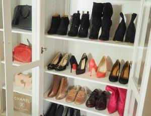 Interior: Vitrine für meine Schuh Schätze