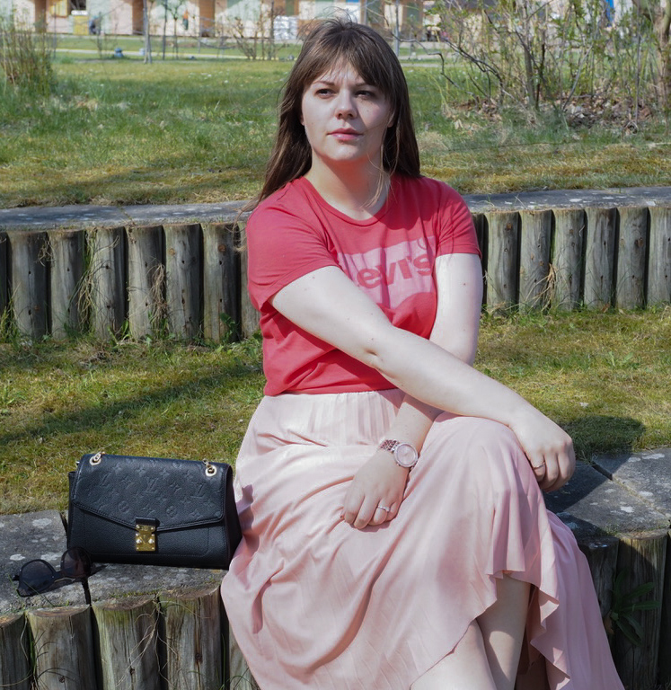 Rock - Skirt - Louis Vuitton - Levi's