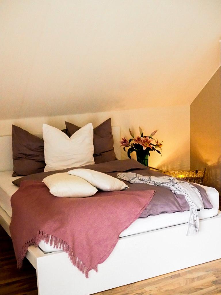4 Tipps für ein gemütliches Schlafzimmer - The Fashion Diary by Julia K