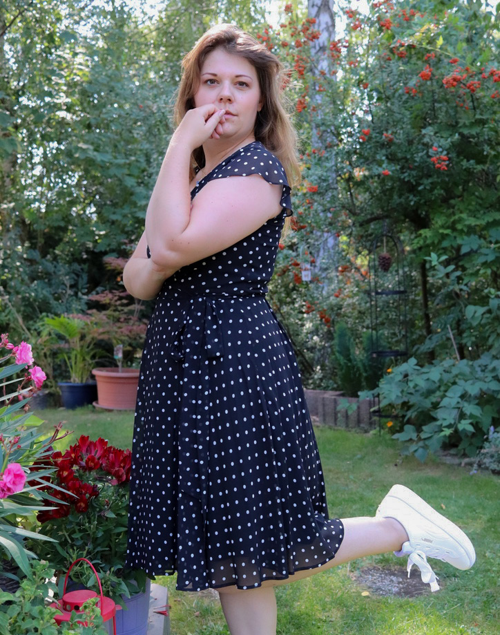 Outfit - Fashion - Mode - Look - Spätsommer - late summer - staple pieces - dress