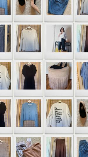 In My Closet: 10 wardrobe essentials