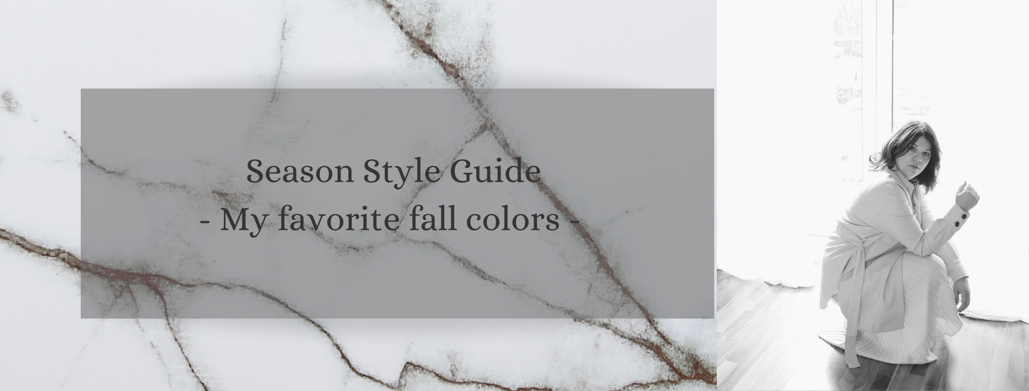 Season Style Guide: My favorite fall colors