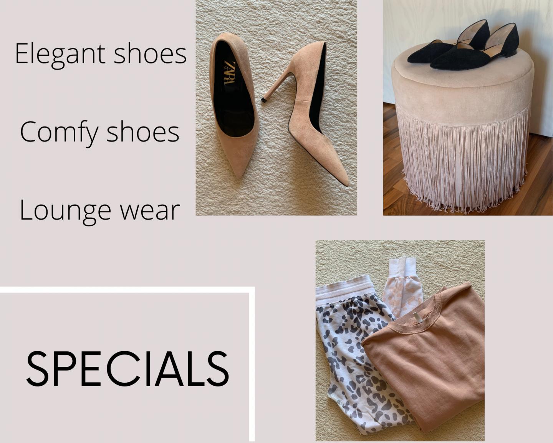 wardrobe specials